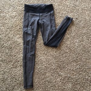 Gray Lululemon Leggings